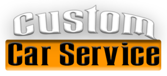Custom-Car-Service Logo
